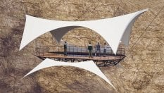 Oltre 2500 metri di zipline: la più lunga del mondo sarà negli Emirati Arabi